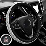 New Diamond Leather Steering Wheel...