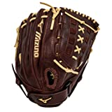 Mizuno GFN1250S1 Franchise Slowpitch Glove, 12.5-Inch, Right Hand Throw