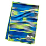 Mission HydroActive Max Large Cooling Towel, Bandwith Cobalt Blue, 11' x 33'