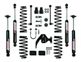 TeraFlex 1251002 JK 2 Door Lift Kit with All (4) 2.5' Shocks (2.5')
