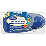Dr. Scholl's Custom Fit Orthotics CF 320 Shoe Sole Insole Inserts
