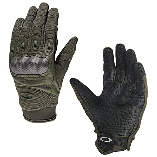 Oakley Mens Factory Pilot Glove, Foliage Green, Large