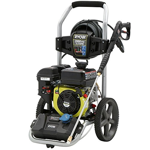 Ryobi 3100-PSI 2.5-GPM 212 cc Gas Pressure Washer with Idle Down