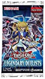Yu-Gi-Oh Cards - Legendary Duelists - Booster Pack (5 Cards)