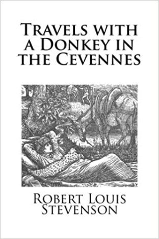 Image result for TRAVELS WITH A DONKEY IN THE CEVENNES