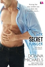 Her Secret Ranger by Donna Michaels