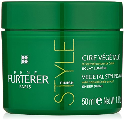 It was launched by the design house of Rene Furterer It is recommended for normal use 1.7 ounce wax