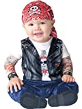 Born To Be Wild Baby Infant Costume - Infant Small
