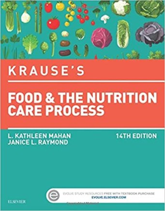 نتيجة بحث الصور عن ‪K R A U S E ' S FOOD & THE NUTRITION CARE PROCESS‬‏