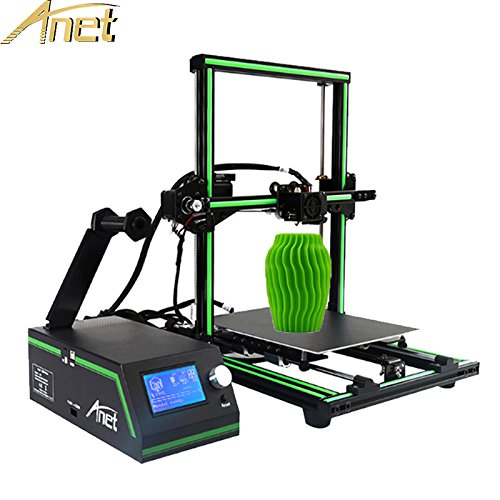 Anet E10 3D Printer Prusa I3 DIY Kit Aluminum Frame Large Print Size 220x270x300mm Self-Assemble impresora 3d Printer Kit+Gifts