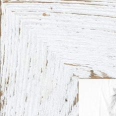 ArtToFrames-24x36-inch-Real-Reclaimed-White-Barnwood-25-Inch-Wood-Picture-Frame-WOMRFB-250-WHT-24x36