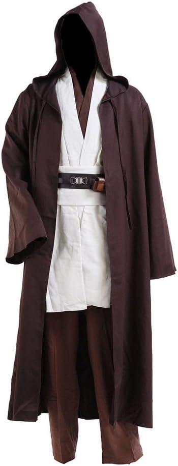 Costume Star Wars Obi Wan Kenobi pour adulte homme XXXL