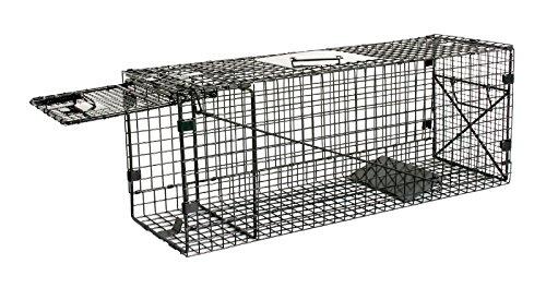 Humane Way 914048 Live Animal Trap, Medium 32'x12'x10'