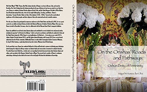 On the Orishas Roads and Pathways: Oshun, Deity of Femininity