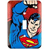 DC Comics Superman Wall Light Switch Cover