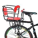NACHEN Bicycle Child Seat Thicken Mountain Bike Baby Chair with Seat Belt
