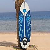 NEW - Surfboard 6' Foamie Board Surfboards Surfing Surf Beach Ocean Body Boarding New