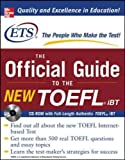 The Official Guide to the New TOEFL iBT with CD-ROM