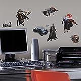 RoomMates RMK3188SCS Batman V Superman Wall Decals