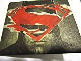 Mighty Wallet Men's Ultra Thin Strong Tyvek Wallet by Dynomighty - Batman vs Superman Loot Crate March 2016