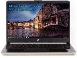 HP-14-Laptop-24GHz-Intel-Core-i3-7100U-4GB-RAM-256GB-SSD-HDMI-Card-Reader-Wi-Fi-Bluetooth-Windows-10-Pro-Gold