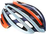 Lazer Z1 Helmet Flash Orange/Blue, M