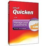 Quicken Premier 2016 Personal Finance & Budgeting Software [Old Version]