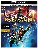 DCU Justice League: Throne of Atlantis Commemorative Edition (4K /Blu-ray/Digital)