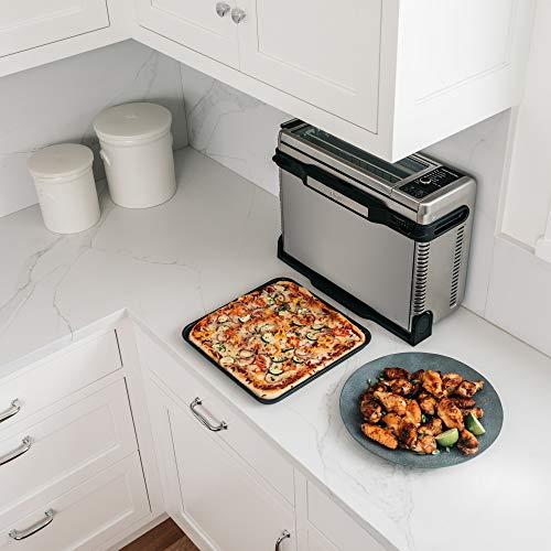 Ninja Foodi 8 In 1 Digital Toaster Air Fryer With Flip Away For Sto