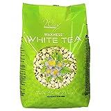 Waxness Wax Necessities Film Hard Wax Beads White Tea Cream 2.2 Pound