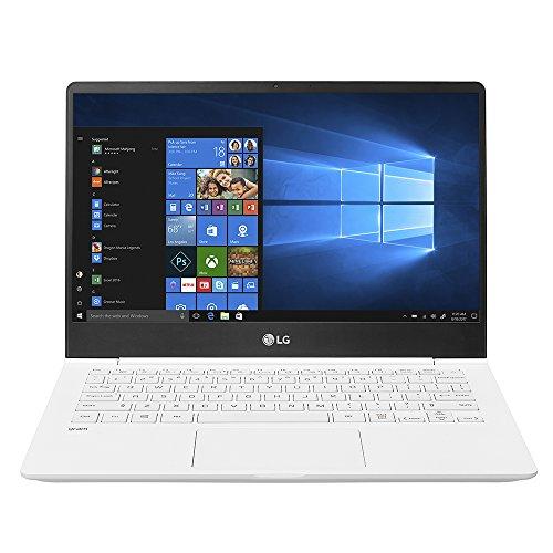 LG Gram Thin and Light Laptop – 13.3' Full HD IPS Display, Intel Core i5 (8th Gen), 8GB RAM, 256GB SSD, Back-lit Keyboard - White – 13Z980-U.AAW5U1