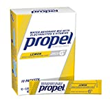 Case of Propel Zero Lemon Powder Packets - Propel Packs