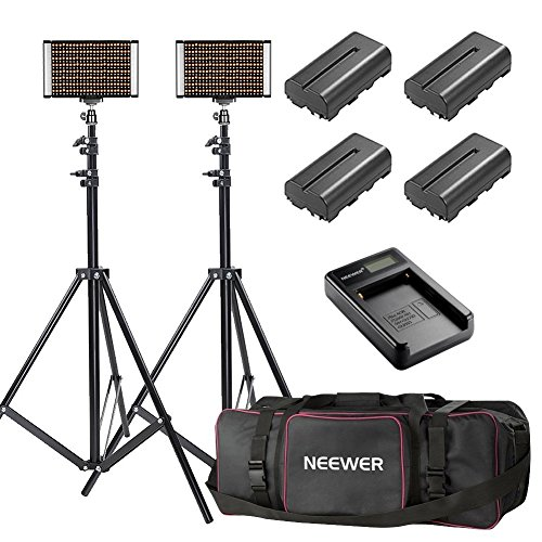 Neewer LED Light Kits