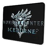 Monster Hunter World Iceborne Mouse Pad
