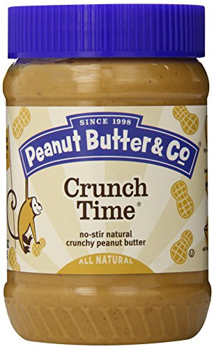 Peanut Butter & Co Crunch Time -- 16oz