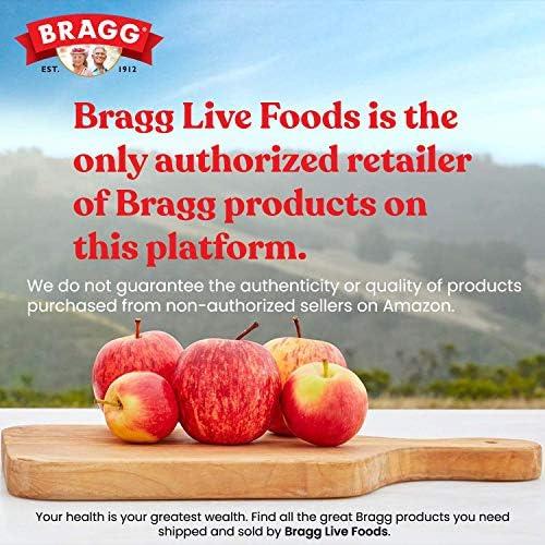 Bragg Organic Apple Cider Vinegar, 16 oz 3