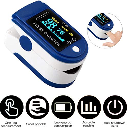 Best Fingertip Pulse Oximeter for Healthcare - Coming Events