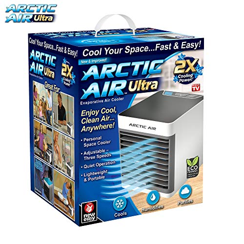 Ontel Arctic Ultra Seen On TV | Evaporative Portable Air Conditioner |...