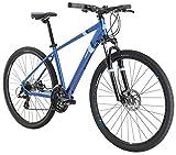 Diamondback Bicycles Women's Calico Dual Sport Bike, Blue