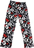 Superman (DC Comics) Allover Classified Man of Steel Lounge Pajama Pants (XXL Extra Extra Large)
