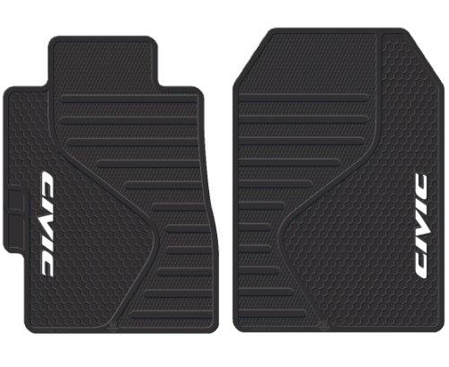 Plasticolor 001409R01 'Civic' Floor Mat