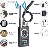 Anti Spy RF Detector Wireless Bug Detector Signal for Hidden Camera Laser Lens GSM Listening Device Finder Radar Radio Scanner Wireless Signal Alarm