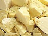 PRIME & PURE Raw Cocoa Butter 100% Fresh 2 LB