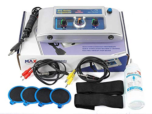 Max-Health-Equipments-Transcutaneous-Electrical-Nerve-Stimulation-Electro-Therapy-Mini-Tens-2-Channel-White