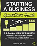 THE ULTIMATE BEGINNER'S GUIDE TO STARTING A BUSINESS IN 2019!Have you ever dreamt of starting your own business and living life on your terms?This book shows you EXACTLY what you need to know to stand out from the crowd!Do you have an idea for an am...