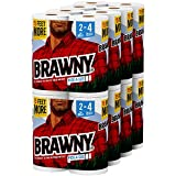 Product review for Brawny Pick-a-Size Paper Towels, White, XL Rolls, pack of 16 count