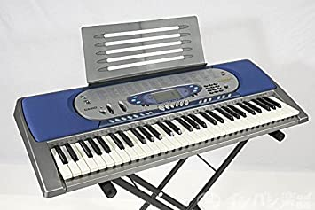 「カシオ 61鍵盤 光ナビ キーボード LK-65」の画像検索結果