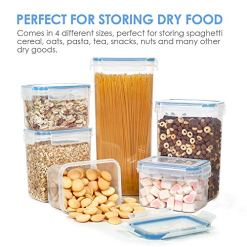 Airtight Food Storage Containers Set