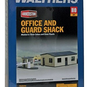 Walthers Corn Trims 9333517–Office and Wax House Model Railway Accessories 51rk2SKYQ7L