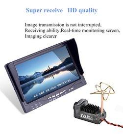 Crazepony-Spotter-V2-Micro-FPV-AIO-Camera-58G-with-OSD-Integrated-Mic-FOV170-Degree-700TVL-Video-Transmitter-40CH-20MW-200MW-Adjustable-VTX-for-Mini-FPV-RC-Drone